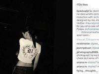 ベラ・ハディッド(c)Instagram