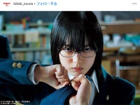 映画『響 HIBIKI』公式インスタグラム(@hibiki_movie)より