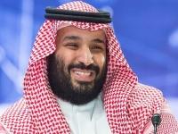 ムハンマド・ビン・サルマン皇太子(提供:Bandar AL-JALOUD/Saudi Royal Palace/AFP/アフロ)