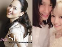 左:「We Love SEIKO」-35thAnniversary松田聖子究極オールタイムベスト50Songs-/右:神田沙也加Instagramより