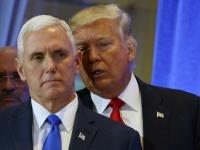 トランプ次期米大統領、NYで当選後初の会見(AP/アフロ)