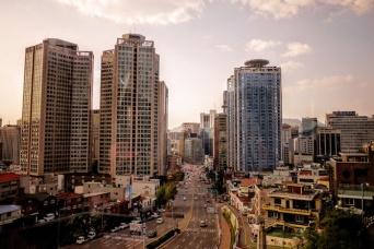 国際的な孤立を深める韓国(首都・ソウル)