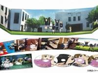 けいおん!BD-BOX(C)かきふらい・芳文社/桜高軽音部