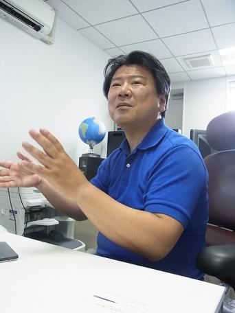 東京工業大学准教授の長谷川修氏