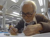 『NHKスペシャル 終わらない人 宮崎駿』公式サイトより。