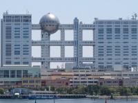 フジ・メディア・ホールディングスが所有するFCGビル(「Wikipedia」より)