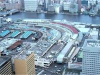 築地市場(「Wikipedia」より)