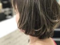 ハイライトを入れた美髪スタイル第4選!!