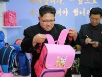 北朝鮮 金正恩氏(KCNA/新華社/アフロ)