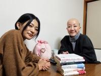 吉村さやかさん、どうもありがとうございました。(撮影:2017年11月)