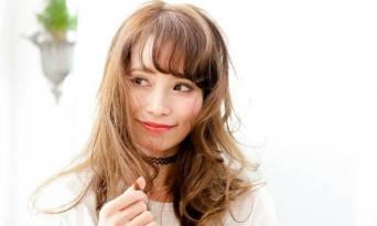 """女度高まる『外国人風シースルーバング』で、魅力的な""""大人レディ""""にスタイリング♡"""