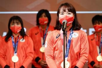 伊藤美誠⒞日本オリンピック委員会