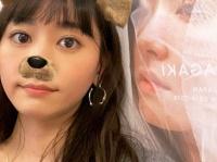 ※画像は「NYLON JAPAN」のインスタグラムアカウント『@nylonjapan』より