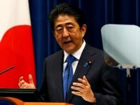 消費増税を再延期、安倍首相が会見で表明(写真:ロイター/アフロ)