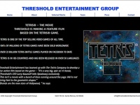 『Threshold Entertainment Group』公式サイトより。