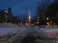雪景色の札幌。写真はイメージです(Mark Quinnさん撮影、Flickrより)