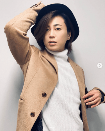 インスタグラム:氷川きよし(@@hikawa_kiyoshi_official)より