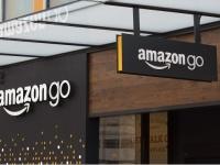 年内オープン予定の「アマゾン・ゴー」の店舗(The New York Times/アフロ)