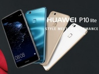 「HUAWEI P10 lite スマートフォン | 携帯電話 | HUAWEI Japan」より