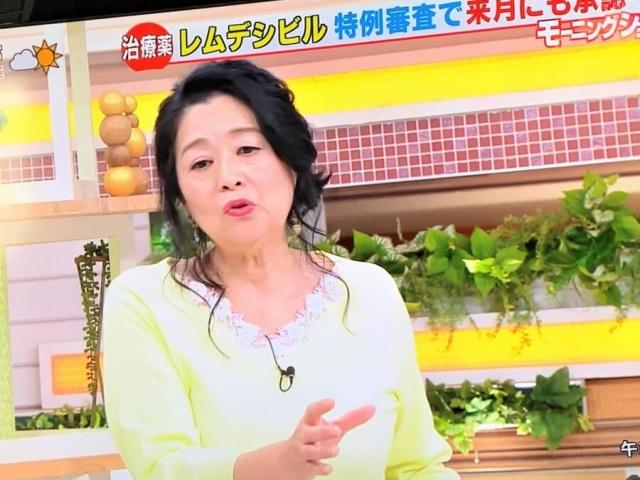 岡田 晴恵 白鳳 大学 教授