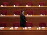 中国の習近平国家主席(写真:代表撮影/AP/アフロ)