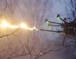 アメリカでドローン用火炎放射器のアタッチメントが販売されている件