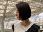橋本マナミがロングヘアをばっさり!セクシーな雰囲気からエキゾチックに。