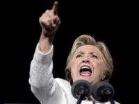 ヒラリー・クリントン大統領候補(AP/アフロ)