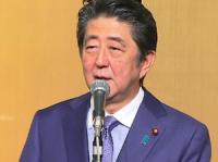 """""""命のインフラ""""を破壊した安倍首相(官邸HPより)"""