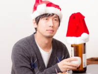 非リアにとっては苦しみマス?! 恋人なし大学生の8割がバレンタインよりクリスマスのほうがつらいと回答!