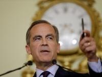 英国の中央銀行であるイングランド銀行・カーニー総裁(写真:Press Association/アフロ)