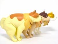 フランダースのいきむ犬 フィギュア