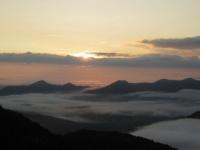 星野リゾートトマムから見える雲海(「Wikipedia」より)