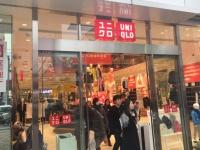 ユニクロの店舗(撮影=編集部)