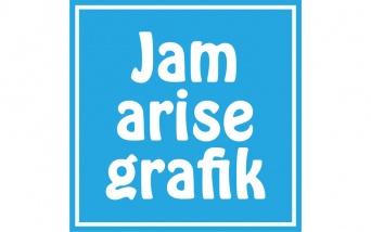 Jam arise grafikのプレスリリース画像