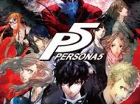 『ペルソナ5』PlayStation4用ジャケット。