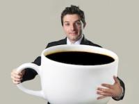 コーヒーのカフェインは50杯以上飲まなければ致死量には達しない(depositphotos.com)