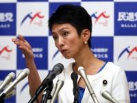 蓮舫・民進党前代表(つのだよしお/アフロ)