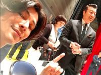 ※画像は武田真治のインスタグラムアカウント『@shinji.takeda』より