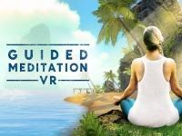 画像は、「Guided Meditation VR公式サイト」より引用