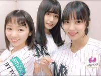 欅坂46・小林由依公式ブログより