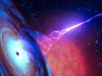超大質量ブラックホールが生み出した、謎めいた新種の天体