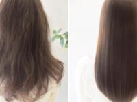 ストレートパーマじゃない…⁉負担をかけないケア『ナノケラチントリートメント』で髪が変わる!