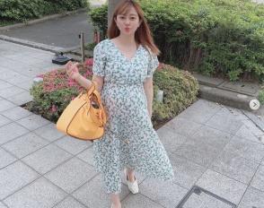 菊地 亜美 妊娠 中