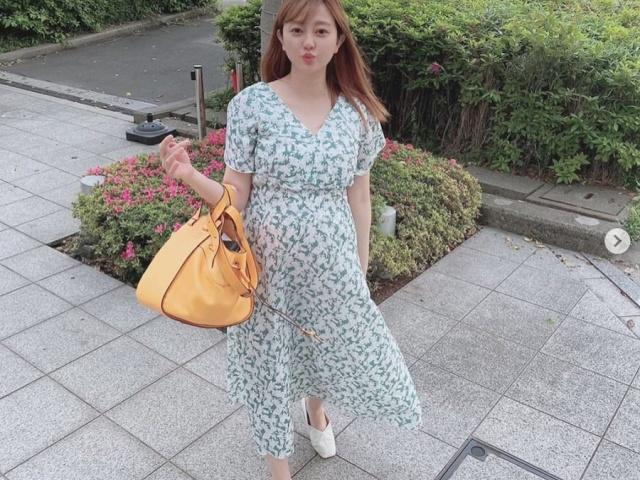 亜美 中 菊地 妊娠