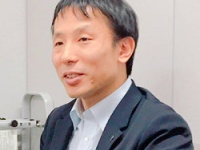 新聞労連の南彰委員長(撮影・編集部)