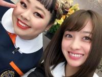 昨年から参戦している渡辺直美さん(30)。前回シーズンは約58万円支払っています/橋本環奈のTwitterより