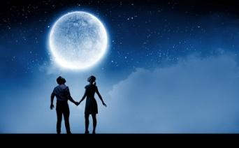 牡牛座は友達から恋人に昇格?1月12日の満月図で見る2017年の恋愛模様