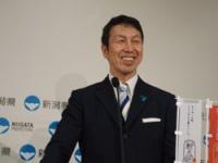 米山隆一・新潟県知事