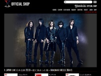 X JAPAN OFFICIAL SHOPより